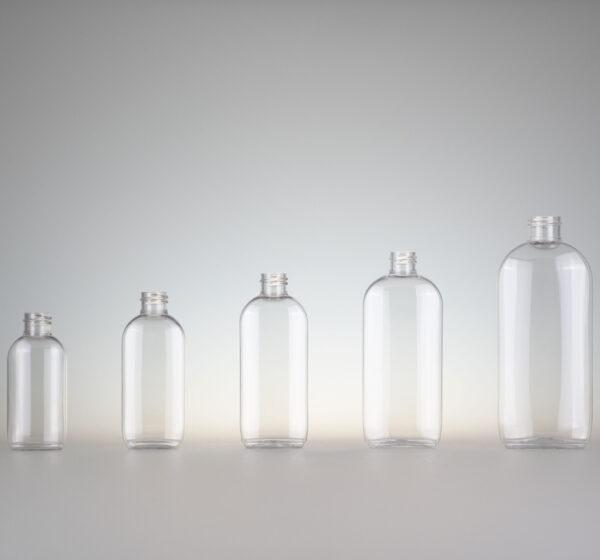 Flasche Dutch PET klar
