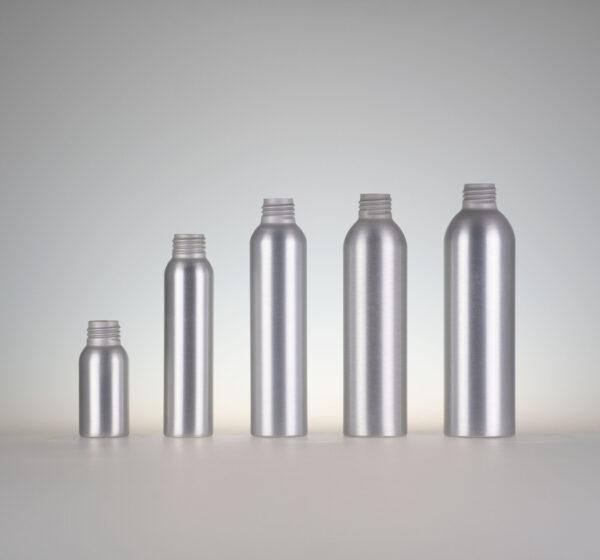 Flasche Tall Boston Aluminium