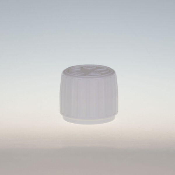 VISTOP weiss mit PE Schaumeinlage KISI EöG für Glas/PET